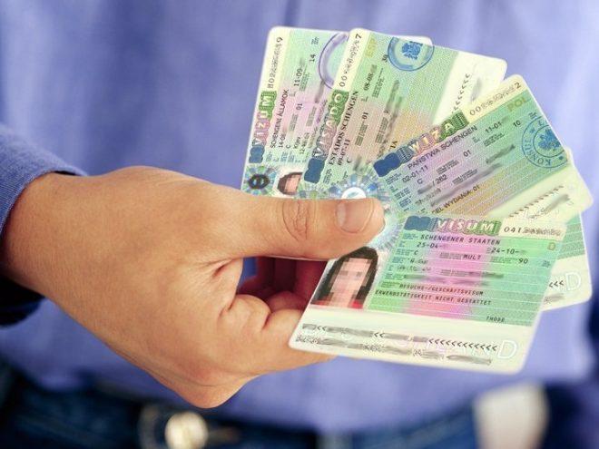 Новая цена на визы