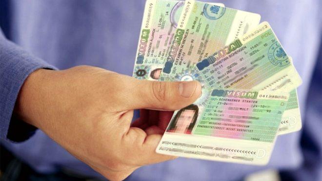 Оформить визу в Европу в Калининграде