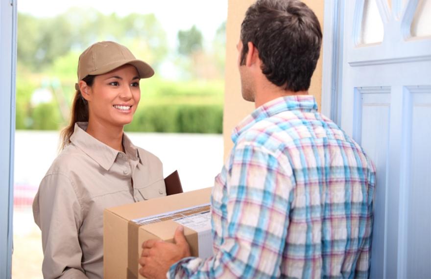 Доставка посылок, писем, мелких грузов