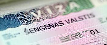 Однократные визы в Европу